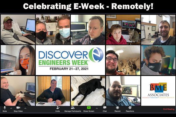 BME Celebrates E-Week